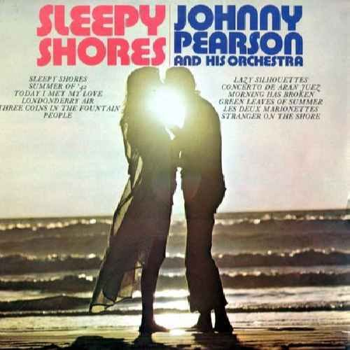 Orchestra - Sleepy Shores - (some ring wear on sleeve) - Penny Farthing (Penny-ring)