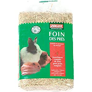 Heu prés 30Liter (1kg) für kleine Säugetiere/Zolux