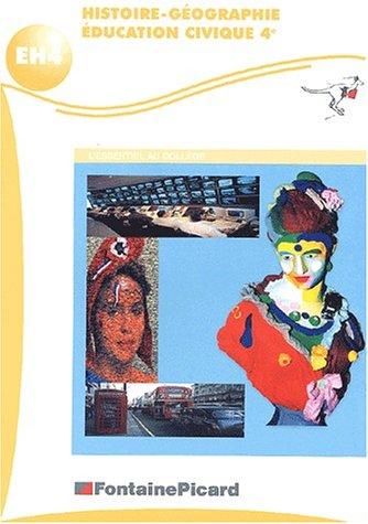 Histoire-Géographie Education civique 4e