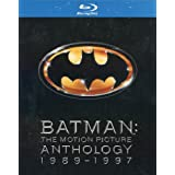 Batman - The motion picture anthology 1989 - 1997