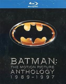 Batman: The Motion Picture Anthology 1989-1997 [Blu-ray] (B0047YIHLE) | Amazon price tracker / tracking, Amazon price history charts, Amazon price watches, Amazon price drop alerts