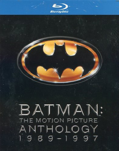 Batman - The motion picture anthology 1989 - 1997 [Blu-ray] [IT Import] Preisvergleich
