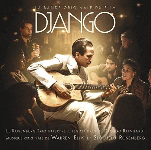Django [enr. sonore] : bande originale du film d'Etienne Comar