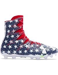 Under Armour Highlight Limited Edition Botas de fútbol americano - Stars & Stripes 412