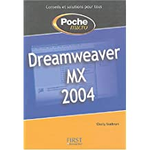 Poche Micro Dreamweaver MX 2004