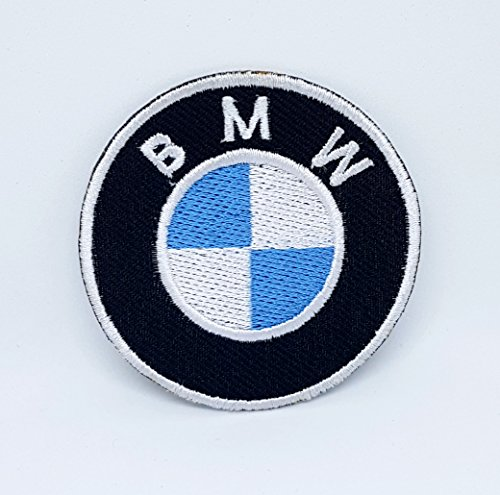 BMW Auto Motorrad Biker Jacke Sew Bügeln gesticktes Patch