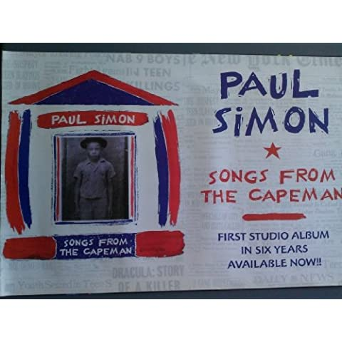 Paul Simon Songs from the Capeman Artistica di Stampa (91,44 x 60,96 cm)