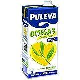 Puleva - Preparado Lácteo Omega 3 - Brick de 1000 ml - Pack de 6 (Total 6000 ml)