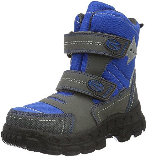 Jungen Davos Schneestiefel, Blau (Lagoon/Steel 6911), 27 EU (Superhelden-stiefel Für Kinder)