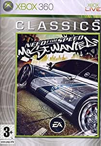Need for speed : most wanted - classics
