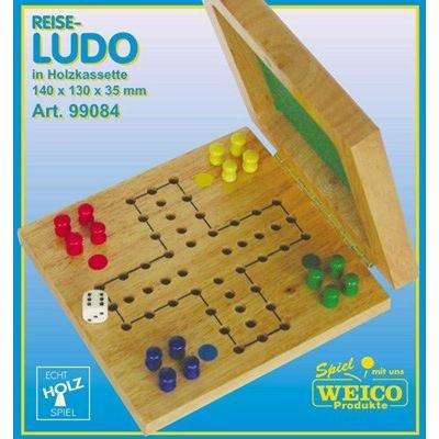 Weico 99084 - Reise-Ludo