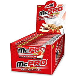 Amix McPro Protein Bar 24 Barritas x 35 gr Cookies-Cream