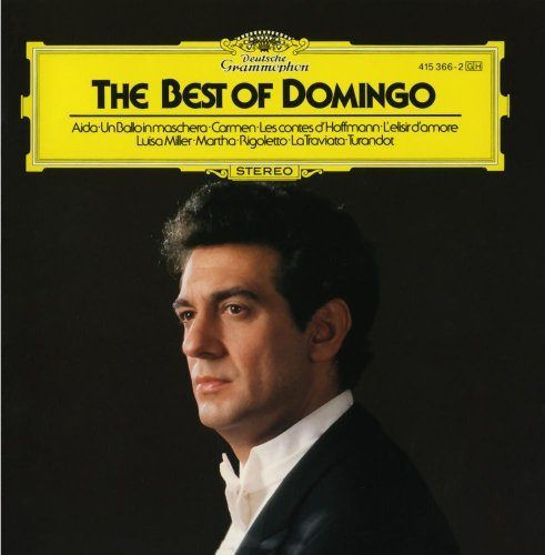 The Best Of Domingo by Pl??cido Domingo [Tenor] (1988-08-02)