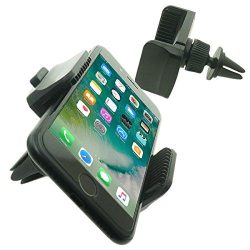 1 Quick-link 8 (ORAELE KFZ Auto Lüftungsschlitz Halterung für Smartphone Handy - Universal mit Kugelgelenk 360°drehbar Autohalterung Handyhalterung Armaturenbrett Handyhalter Halter)