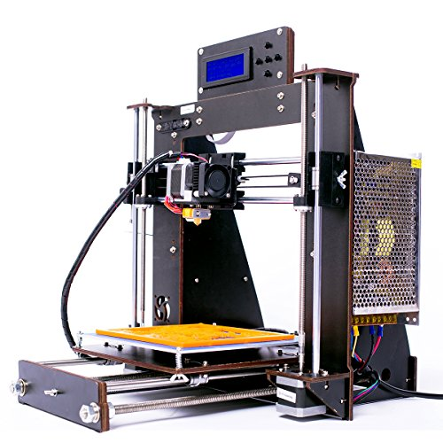 AA+inks 3D Drucker Höhe Genauigkeit Prusa I3 3D Drucker Kit Selbst bauen 3D Drucker DIY 3D Printer kit with 1.75mm ABS/PLA