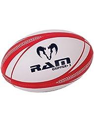 RamRugby Gripper Rugby Ball 1 Jahr garantie, Größe 3