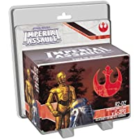 Star Wars: Imperial Assault - R2D2 y C3PO, juego de cartas (Edge Entertainment EDGSWI12)