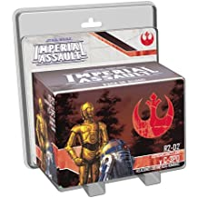 Star Wars: Imperial Assault R2D2 y C3PO, juego de cartas (Edge Entertainment EDGSWI12)