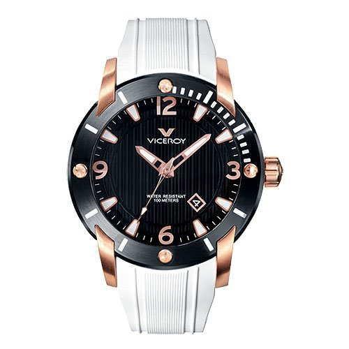 Reloj Viceroy Magnum 47679-95 Hombre Negro