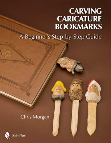 Carving Caricature Bookmarks: A Beginner's Step-by-Step Guide
