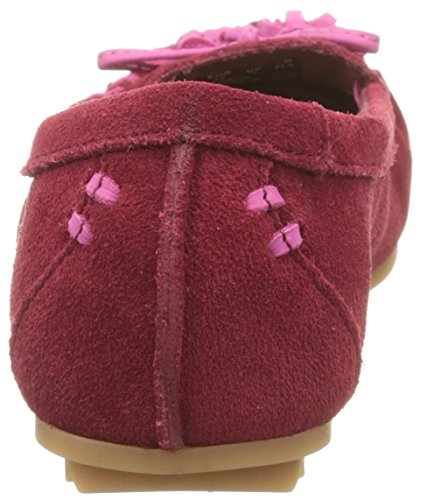 Hush Puppies Damen Tasha Slipper Rot - rot