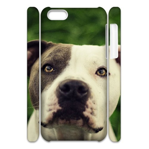 LP-LG Phone Case Of Pit Bull Terrier For Iphone 4/4s [Pattern-6] Pattern-3