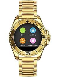 BINLUN Bluetooth Smart Watch Sync Supporto mobile IOS e Android Sonno Monitor della fotocamera