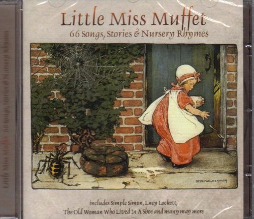 Price comparison product image Various Artists - Little Miss Muffet 66 SongsStories & Nu
