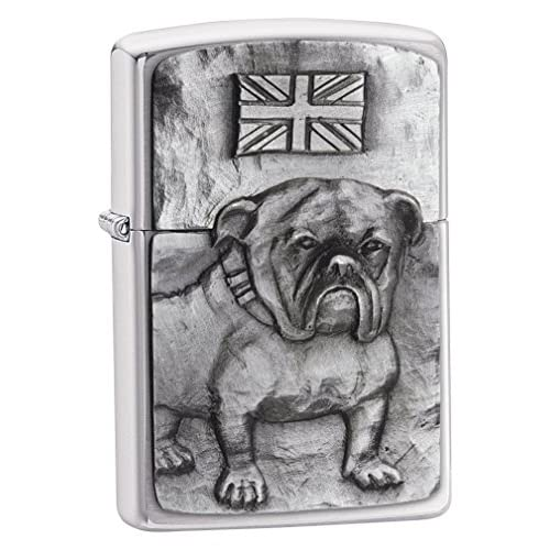 51KZKJwKL7L. SS500  - Zippo Windproof Lighter | Metal Long Lasting Zippo Lighter | Best with Zippo Lighter Fluid | Pocket Lighter Fire Starter…