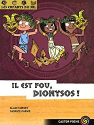Les enfants du Nil, Tome 8 : Il est fou, Dionysos !