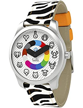 twistiti–Zeigt Kinder pädagogische Tiere ab 3Jahre–Armband Zebra