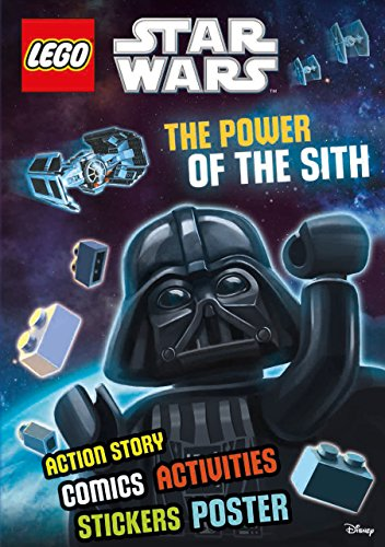 LEGO® Star Wars: The Power of the Sith (Sticker Poster Book)