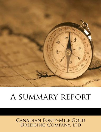 A summary report