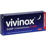 vivinox sleep stark Schlaftabletten, 20 St. Tabletten