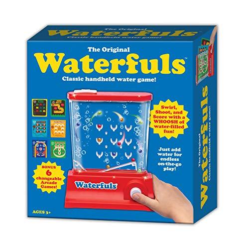 Kahootz Romper Room Waterfuls Handheld Water Game