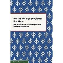 Erzgebirgische Weihnachtslieder.Suchergebnis Auf Amazon De Für Erzgebirgische Weihnachtslieder Bücher