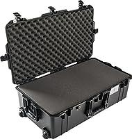 Peli 1615AirTP Case, with TrekPak dividers, black PeliTM les cas de l'air sont les premières d'une série d'innovations remarquables conçus par Peli, les pionniers de l'étuis de protection. Depuis plus de 40 ans Peli a conçu et fabriqué des étuis de p...