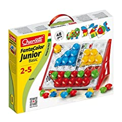 Idea Regalo - Quercetti 4195 Fantacolor Junior Basic Gioco