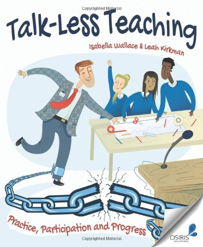Talk-Less Teaching Cover Image