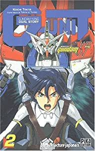 Mobile Suit Gundam Wing : G-Unit Edition simple Tome 2
