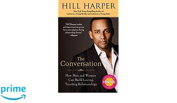 VALERIA: Hill harper product line