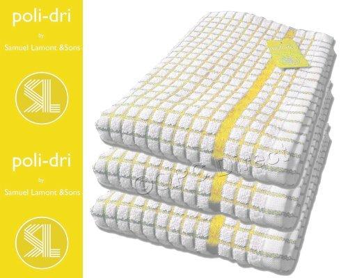 poli-dri-premium-quality-kitchen-tea-towels-by-lamont-yellow-3-pack