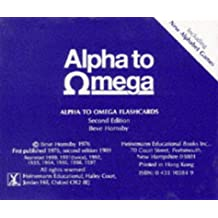 Alpha To Omega Flashcards: A. to Z. of Teaching Reading, Writing and Spelling
