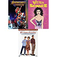 Weird Candles Adventure Retro Teen Movies Totally 80