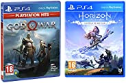 PS4 God of War (PS4) & Horizon: Zero Dawn - Complete Edition (