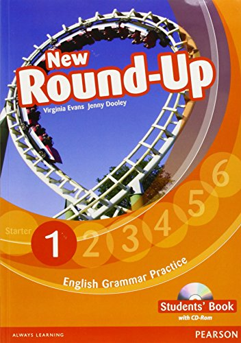 Round Up Level 1 Students' Book/CD-Rom Pack (Round Up Grammar Practice)