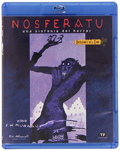 Nosferatu - Una Sinfonía Del Horror (Combo BD + DVD) [Blu-ray]