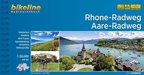 Rhone-Radweg - Aare-Radweg 2017 por Esterbauer