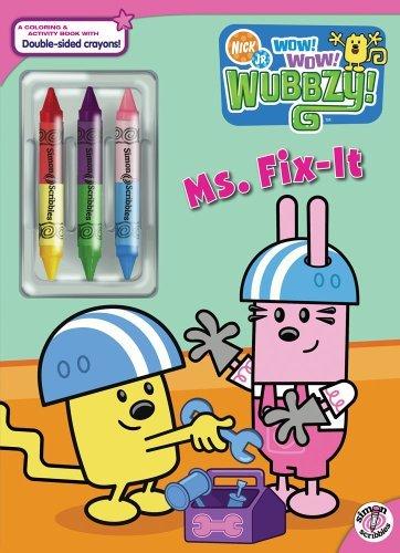 Ms. Fix-It (Nick Jr. Wow! Wow! Wubbzy!) by Sonia Sander (2008-07-01)