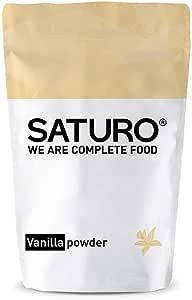 Powder Shake SATURO, Vanilla, Meal Replacement, 13 Meals